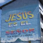 JESUS ist ein San Pedro  ricaner