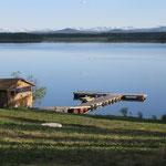 Anahim Lake (oder MoskitoLake)
