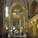 goldener Altar