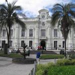 Rathaus von Otavalo