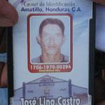 unser Guide,  Jose Limo Castro