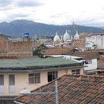 Blick über die Dächer von Cuenca