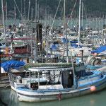 Hafen von Bella Coola