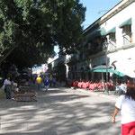 am Zocalo Platz