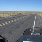 die einsamen Straßen