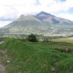 Vulkan bei Otavalo