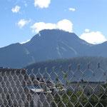 Vulkan nahe Otavalo