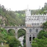 Kirche von Las Lajas