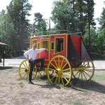 Gran mit Stagecoach