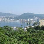 Acapulco von oben