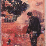 Und jetzt immer noch, 2003, Öl auf Leinwand, 100 x 80 cm *