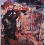 Der Augenblick, 2003, Öl auf Leinwand, 120 x 100cm *