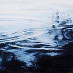 Circles No.6, 2017, Öl auf Leinwand, 70 x 90 cm