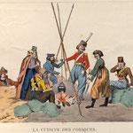 """La """"cuisine des cosaques"""" (Collection BNF)"""