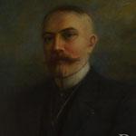 Auguste Pierre Georges PAUL DELBET (1866-1924) (Ölgemälde, Aufnahme aus dem Jahr 2013) / © Sammlung PRISARD