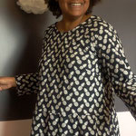 Blouse stockholm#2, Atelier scammit