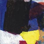 O.T. | 55x55 cm | Öl auf Jute | 2005