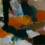 O.T. | ca. 290x290 cm | Öl auf Nessel | 2003-2004