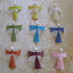 Engel aus Pappe/Papier, 6 €/Stück