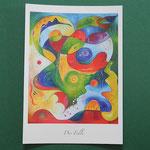 "Postkarte 6 ""Die Fülle"", 1,50 €"