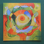 "Postkarte 2 ""Magnet"", 1,50 €"