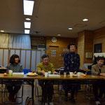 倉吉教会を支える女性たち。よき交流を持てました。楽しかったです。