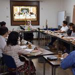 2016年7月30日(土)15時より岡山県東部地区CS教師研修会が行われました。