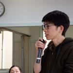 4月らか東京の理科系の大学に進みます。