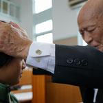 寿先生の年齢を70歳位 と言ってくれたU君