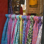 Agathe de Filippi - collection 2014 - foulards et cheches/paréos - coton