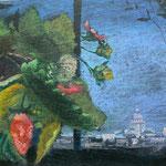 Mehrzad Najand peinture sur adoise
