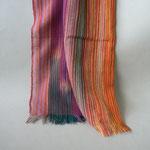 Foulard - coton - tissage -Yazd