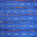 Hava Niknam - écharpe coton  - détail de la matière