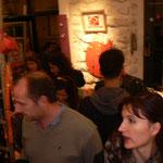 Vernissage - 1er anniversaire de Rouge Grenade