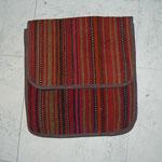 sacoche en djajim - carré - 30cm x30cm