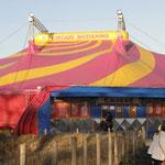 En novembre, toute l'école va au cirque!