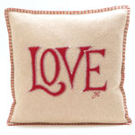 JR119 Love Cushion(Cream)