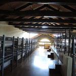 Herberge in Baamonde.