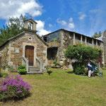 Haus und Atelier von bekannten Bildhauer Victor Corral.