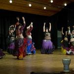 Aurora Borealis, Phönix Tribe und Tribalduo S! together
