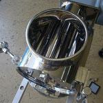 ロータリー式マグネットセパレーターを大阪で製作しています