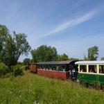 Le chemin de fer à vapeur en Baie de Somme