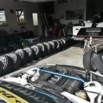 Dunlop Drift Challenge Austria | 2014 | Fahrer | Vorbereitung DCA#1 Wachauring
