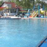 Schwimmbad Platsch in Mörbisch