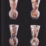 Grand vase aux danseurs et aux musiciens - PABLO PICASSO 1950