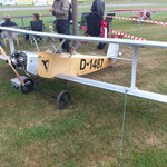 Udet (BFW) U 12 Doppeldecker Schulflugzeug