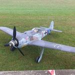 einfach schön, eine weitere FW 190