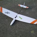 Jürgens Libelle von Dream-Flight vor dem Jungfernflug