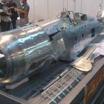 FW-190-A 8 1:3 Scale aus 0,5mm Alu gefertigt