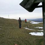 Unser erster Ausflug zum Hangfliegen am Hesselberg